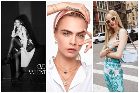Week in Review   Fernanda Ly's New Cover, Cara Delevingne for Dior, Zendaya in Valentino + More