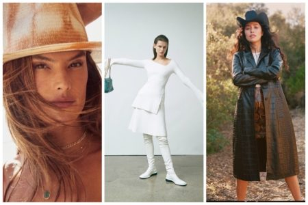 Week Review | Giedre Dukauskaite's New Cover, Alessandra Ambrosio for Gal Floripa, Christian Serratos in InStyle Mexico + More