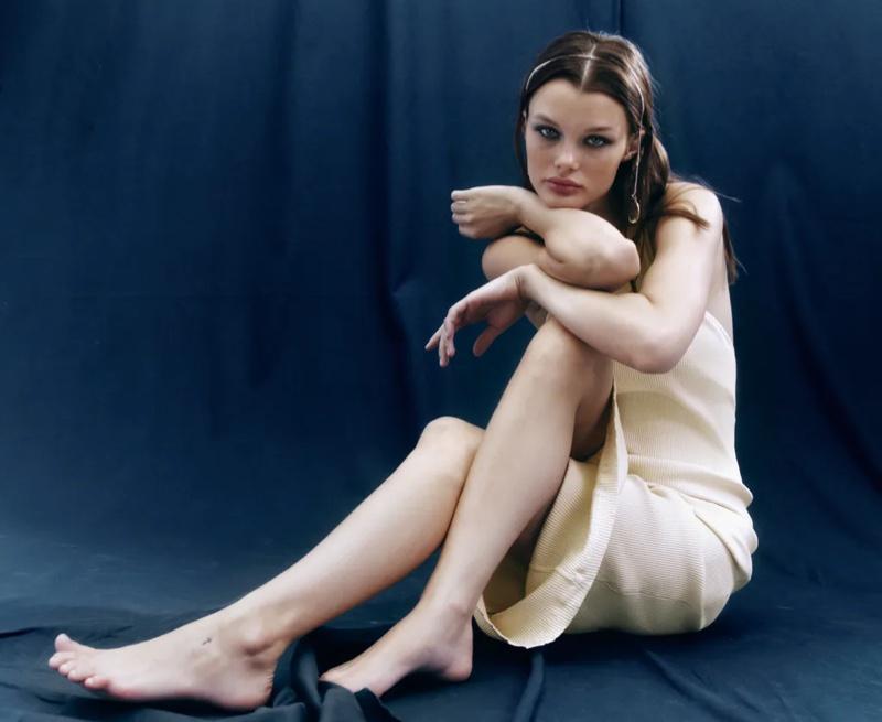 Zara Long Slip Dress.