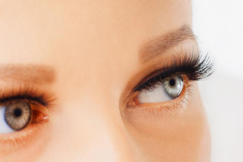 Zoom Closeup False Eyelashes