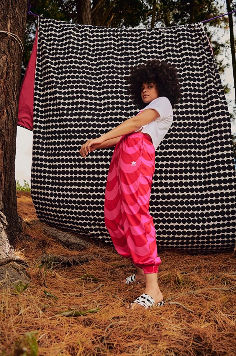 adidas x Marimekko limited edition collection.