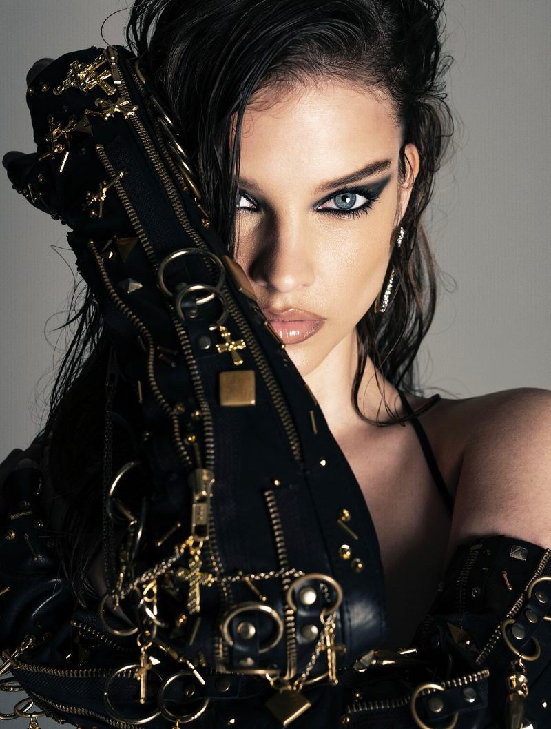 Barbara Palvin Turns Up the Heat for L'Officiel Italy