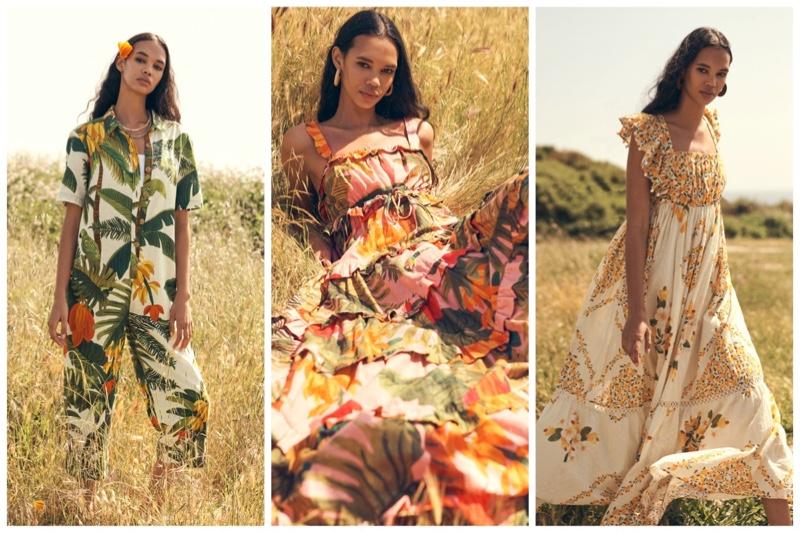 Farm Rio summer 2021 dresses