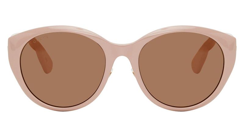 Gucci Pink Cat-Eye Sunglasses $405