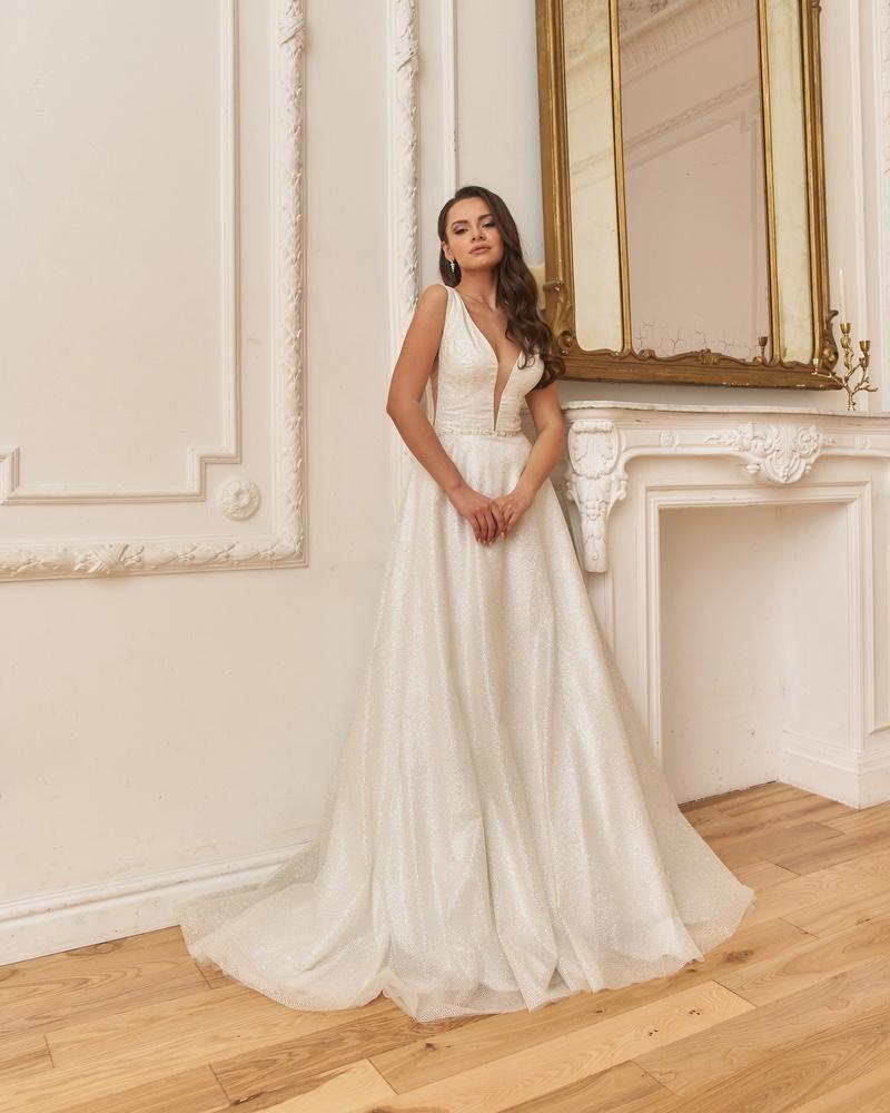 Model A-Line Wedding Dress