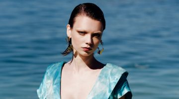 Exclusive: Bethany Buckner by IJfke Ridgley in 'On Ocean Time'