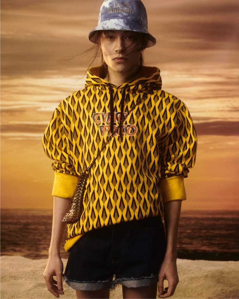 Chase the Sun With Paco Rabanne's Summer 2021 Capsule Collection