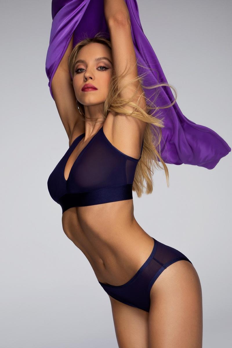 Parade Underwear unveils Silky Mesh campaign.