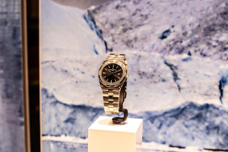 Vacheron Constantin Watch Display
