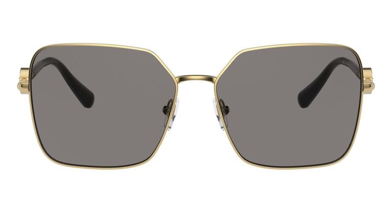 Versace 59mm Rectangle Sunglasses $251