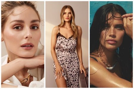 Week in Review   Sara Sampaio's New Cover, Rosie Huntington-Whiteley for Marks & Spencer, Olivia Palermo Beauty + More