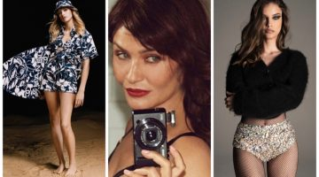 Week in Review | Barbara Palvin's New Cover, Helena Christensen for Coco de Mer, Angele in Chanel + More