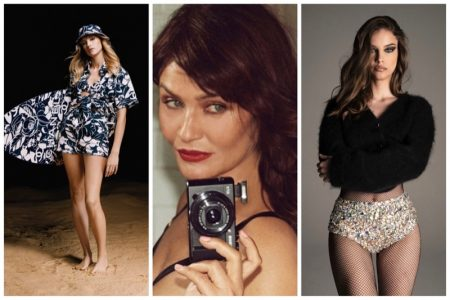 Week in Review   Barbara Palvin's New Cover, Helena Christensen for Coco de Mer, Angele in Chanel + More