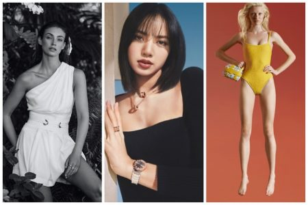 Week in Review   Lorena Rae's New Cover, Bulgari Magnifica, Fendi Beachwear + More