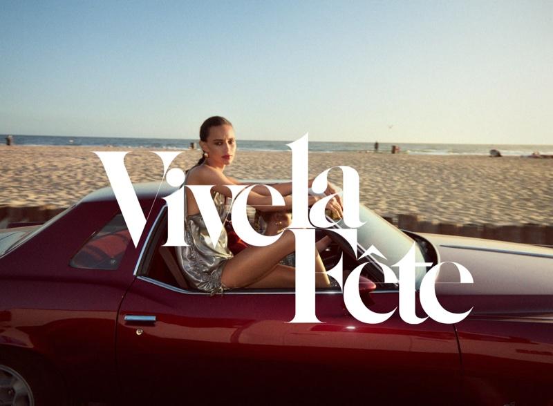 Zara unveils Vive la Fête summer 2021 editorial.