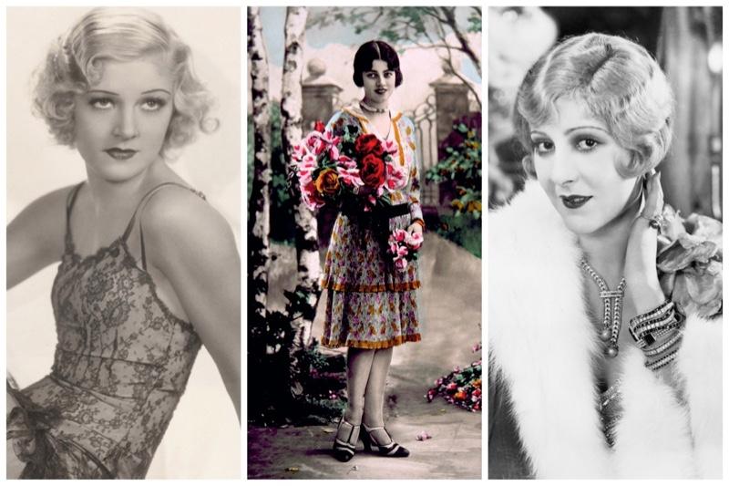 1920s fashion women's trends
