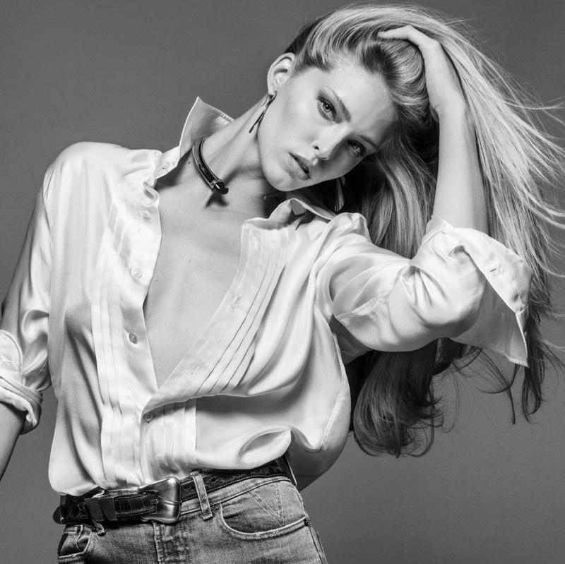 Abby Champion. Image: Courtesy of V Magazine / Inez & Vinoodh