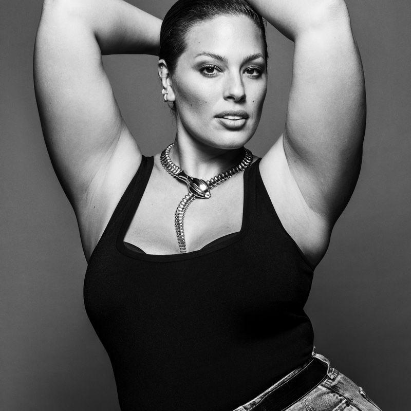 Ashley Graham. Image: Courtesy of V Magazine / Inez & Vinoodh