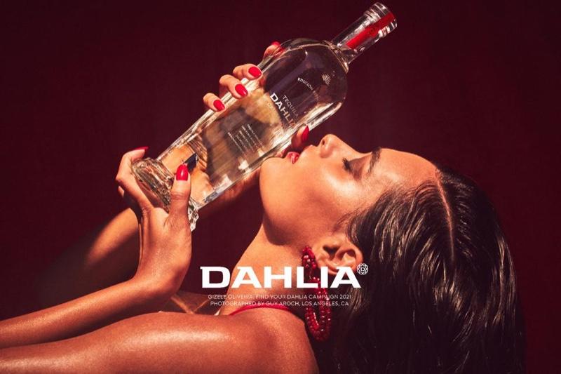 Dahlia Tequila campaign.