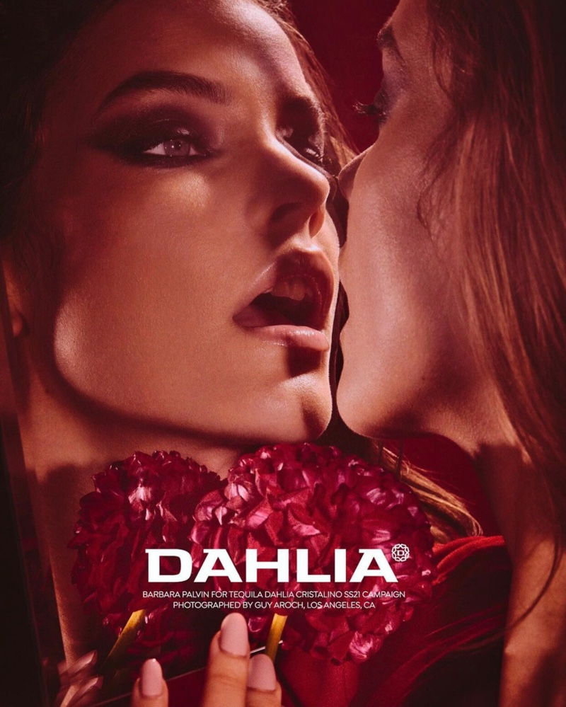 An image from Dahlia Tequila's spring-summer 2021 campaign.