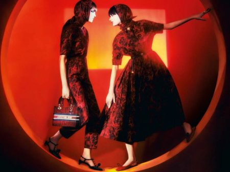 Dior Unveils Dramatic Fall 2021 Campaign