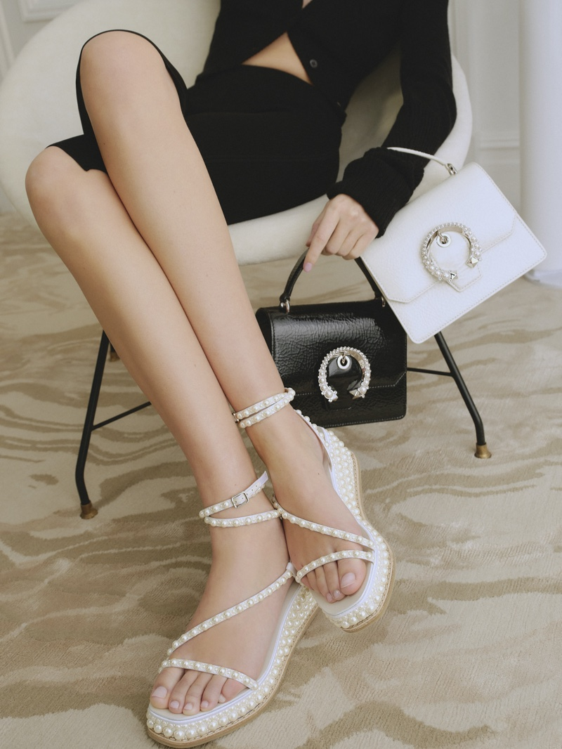 Jimmy Choo 2021 Core Collection.