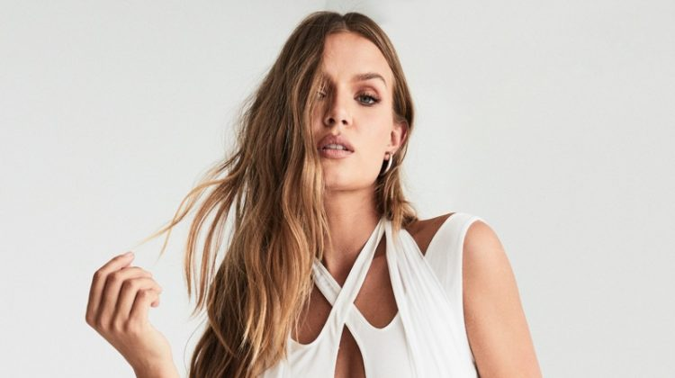 Ksubi taps Josephine Skriver to front its fall 2021 campaign.