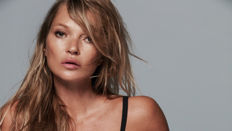 Kate Moss stars in SKIMS campaign.