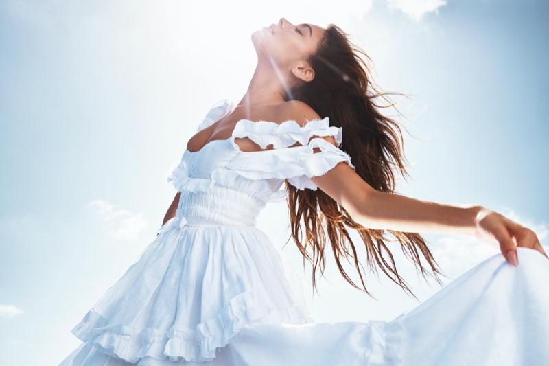 Victoria's Secret unveils Tease Crème Cloud eau de parfum campaign.