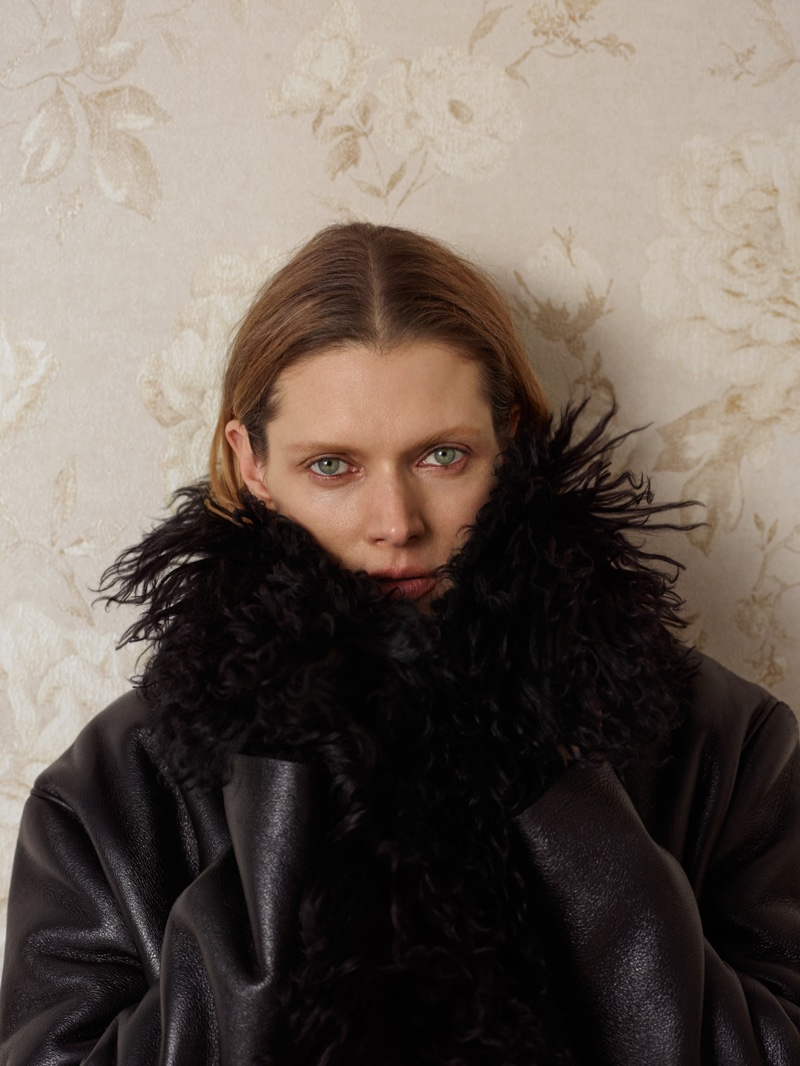 Magda Butrym fall-winter 2021 collection.