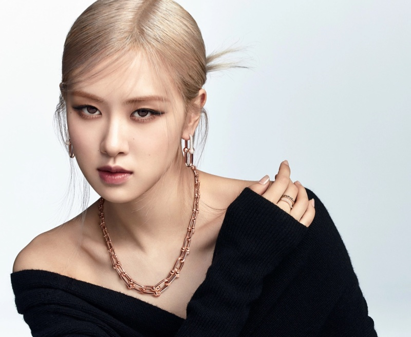 Tiffany & Co. announced ROSÉ from BLACKPINK as its new global ambassador.