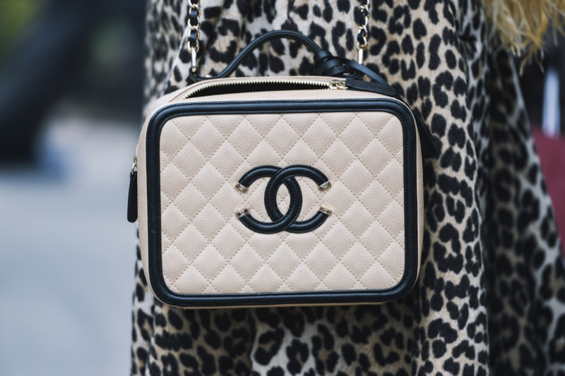Small Chanel Bag Square Quilted