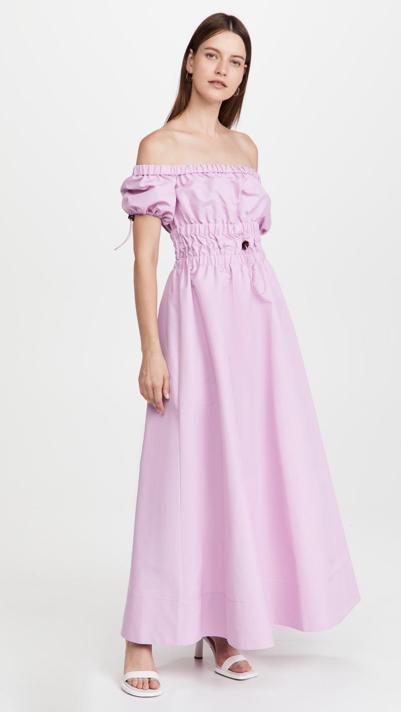 Staud Vine Dress $395