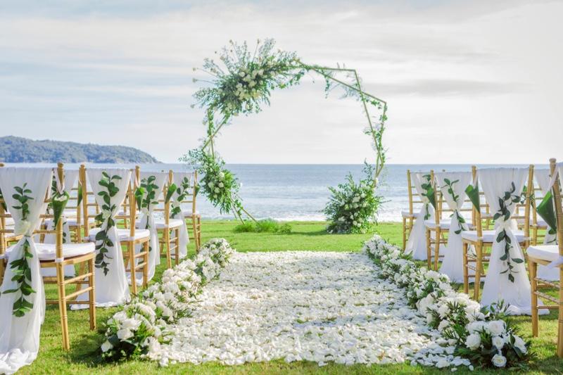 Wedding Venue Thailand Set