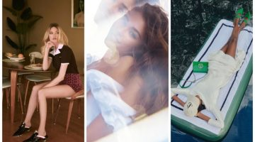 Week in Review   Martha Hunt's New Cover, Jimmy Choo CORE, Madison Beer for Victoria's Secret + More
