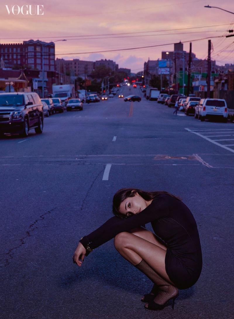 Zion Moreno. Photo: An Le / Vogue Mexico