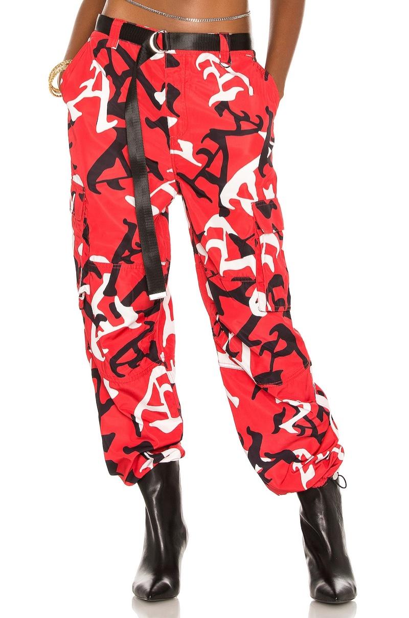 Aaliyah x Revolve Hot Like Fire Pant $248