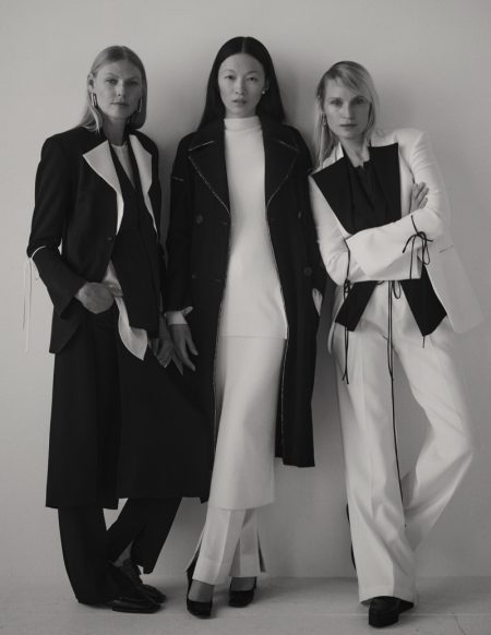 90s Icons Amy, Shirley & Ling Take the Spotlight for Vestal Magazine