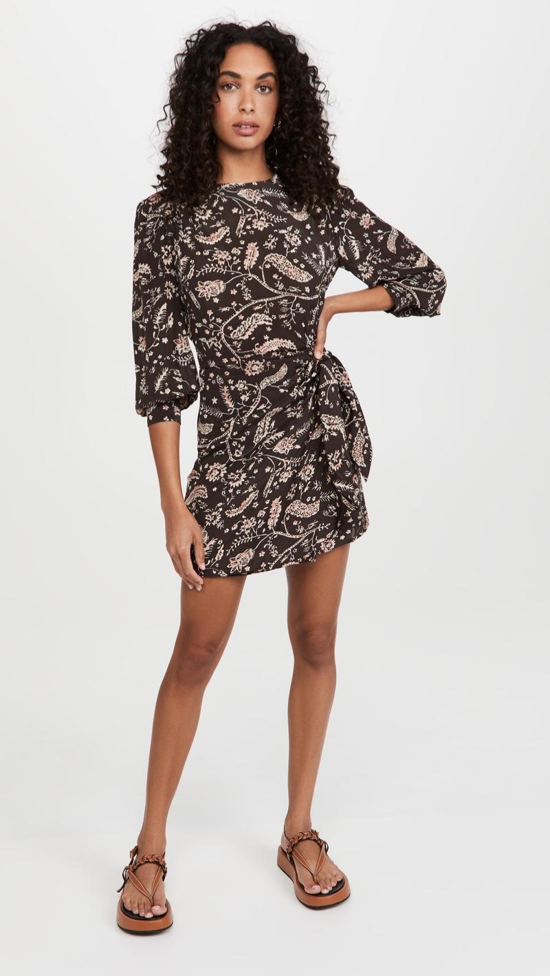 Ba&sh Costel Dress $395