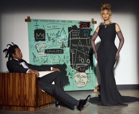 Beyonce and JAY-Z star in Tiffany & Co. About Love fall 2021 campaign.