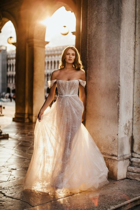 Jolie Bridal Heads to Venice for Dreamy Spring 2022 Collection