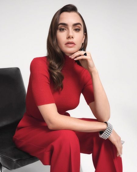 Lily Collins announced as the face of Cartier Clash [Un]limited campaign.