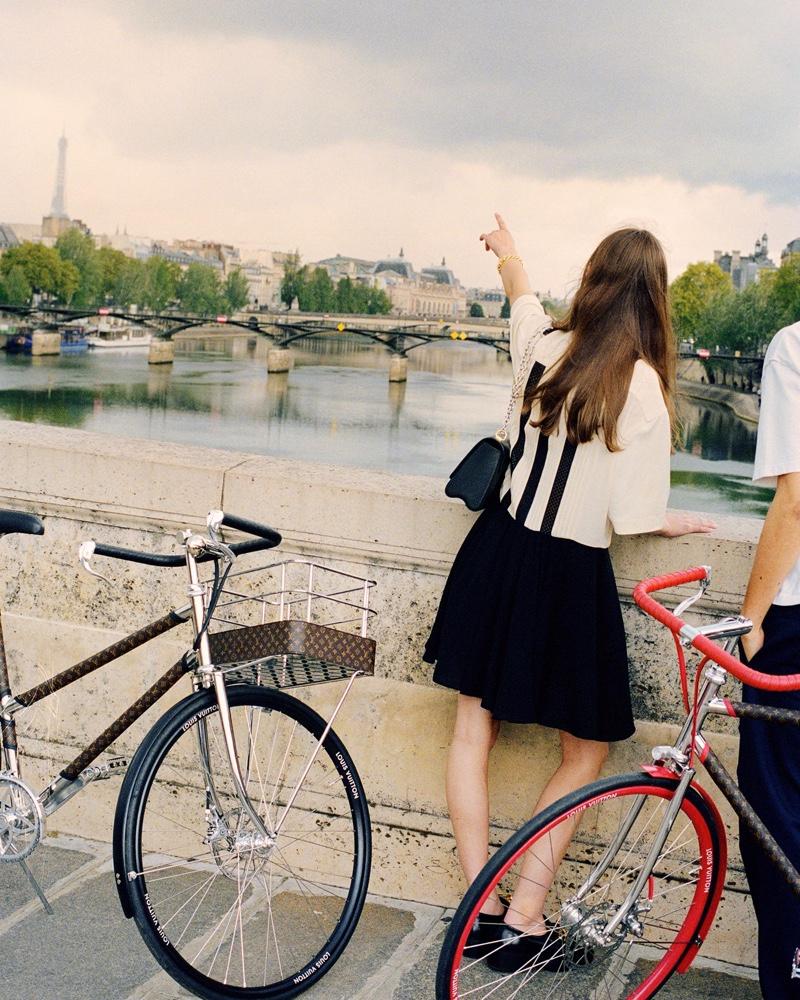 Louis Vuitton Bike Collection.