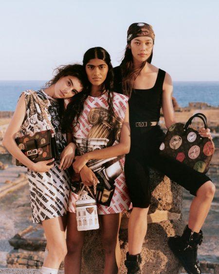 Louis Vuitton x Fornasetti Collection.
