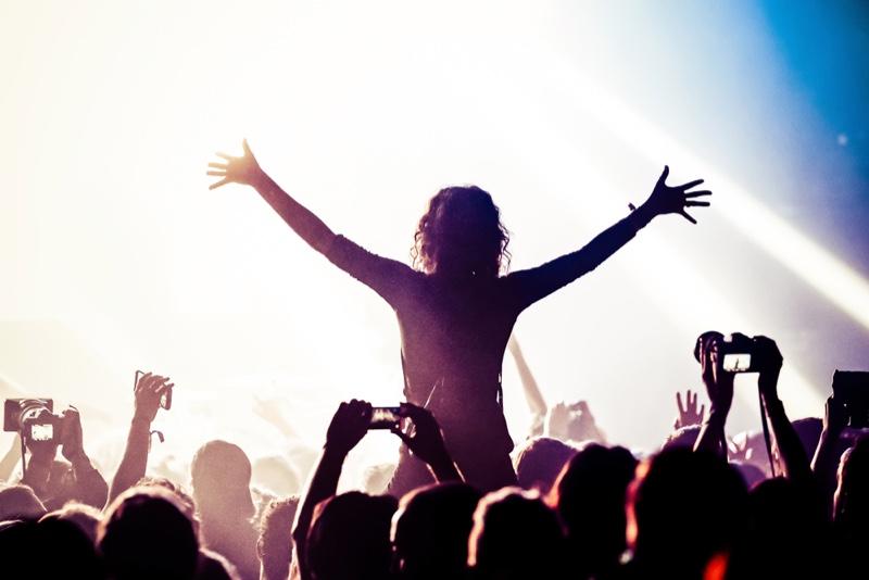 Primavera Sound Festival Crowd