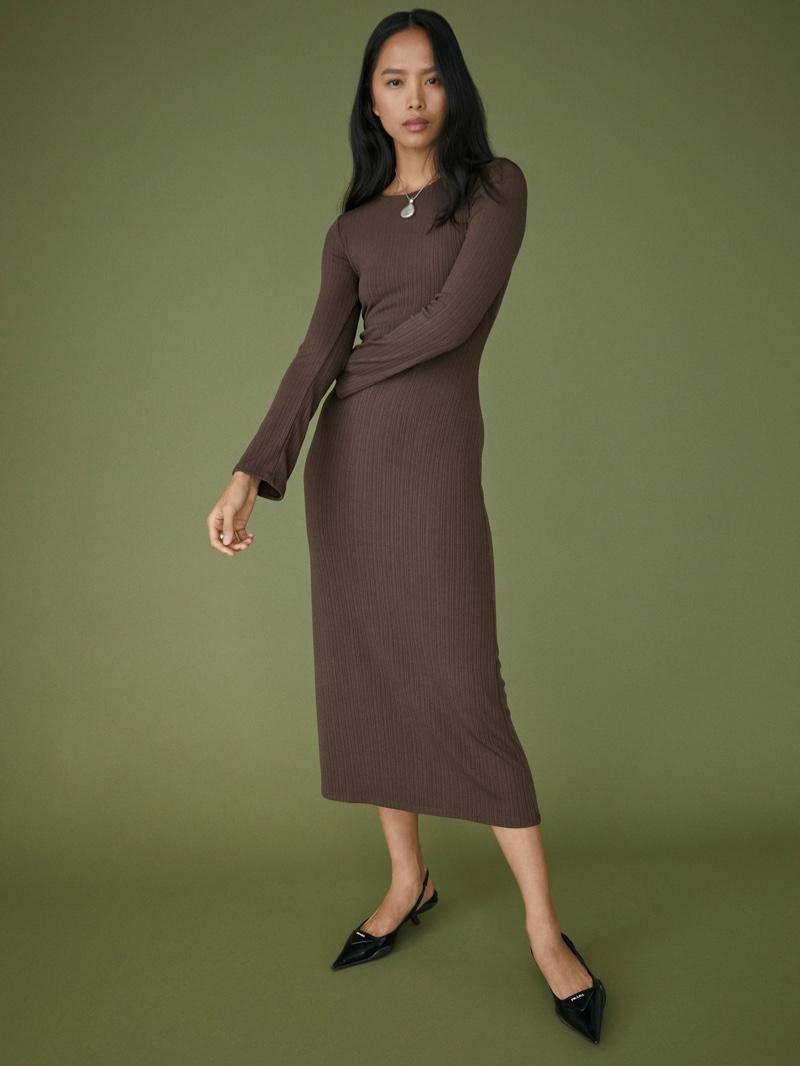 Reformation Benedict Dress $148