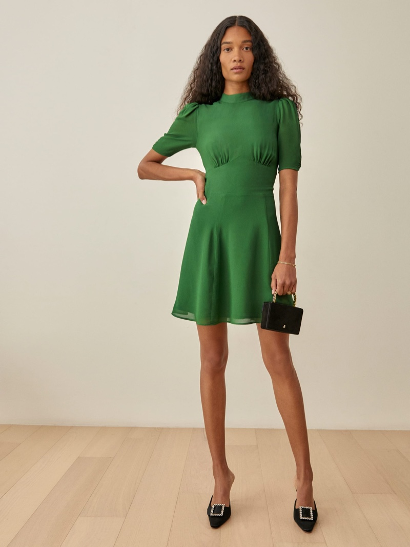 Reformation Maylin Dress  $218
