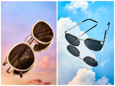 Reach New Heights with Warby Parker's 'Floating Metal' Eyewear