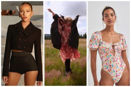 Week in Review | Cassidy Putnam's New Cover, FL&L x VS, Ester Exposito for Dolce & Gabbana + More