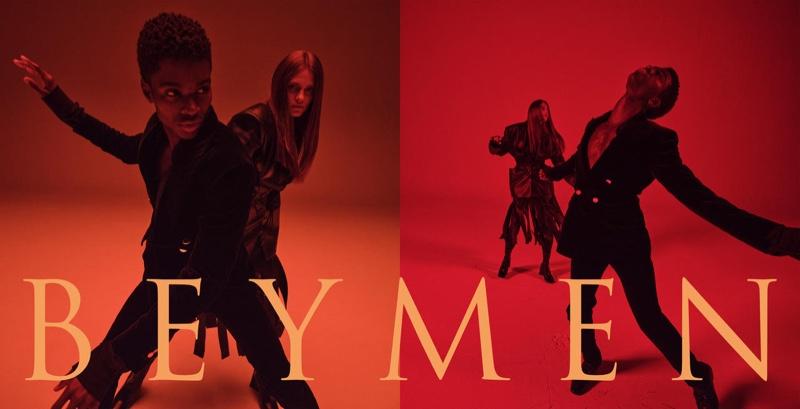 Beymen fall-winter 2021 campaign. Photo: Hunter & Gatti